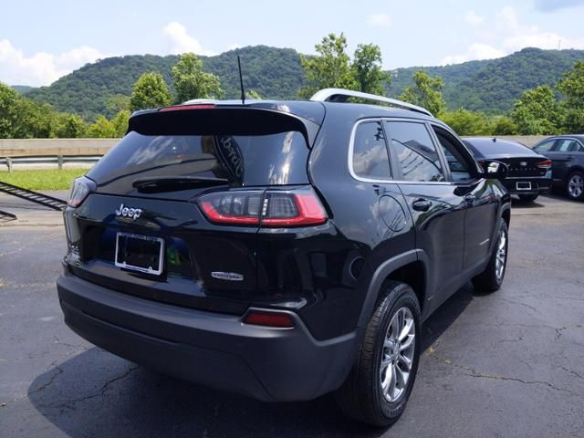 2019 Jeep Cherokee Latitude Plus 4x4