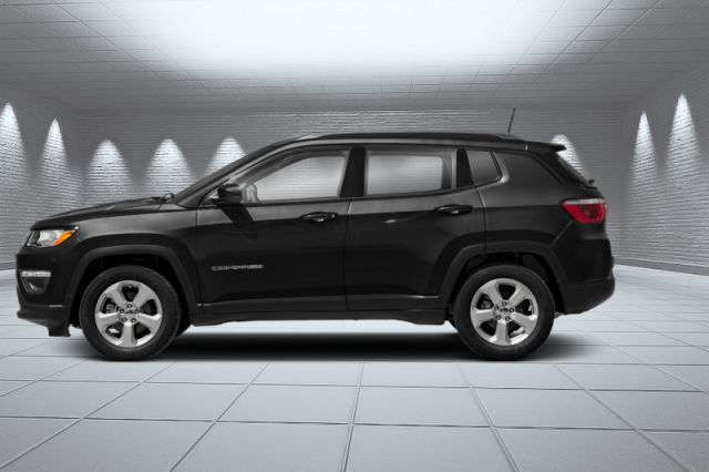 2019 Jeep Compass Upland Edition  - Modern Accents