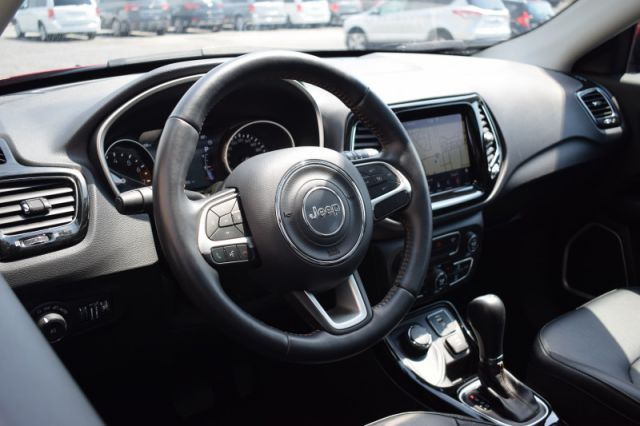 2019 Jeep Compass Limited  - Navigation -  Leather Seats