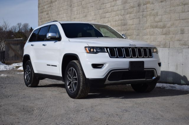 2019 Jeep Grand Cherokee Limited  | 4X4 | LEATHER
