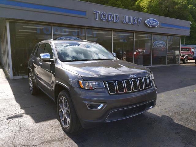 2019 Jeep Grand Cherokee Limited 4x4