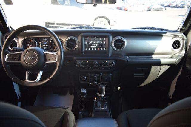 2019 Jeep Wrangler Unlimited Sahara  | DUAL CLIMATE | HEATED SEATS |