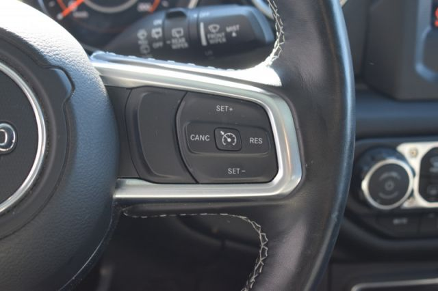 2019 Jeep Wrangler Unlimited Sahara  | HEATED SEATS & WHEEL | DUAL CLIMATE |