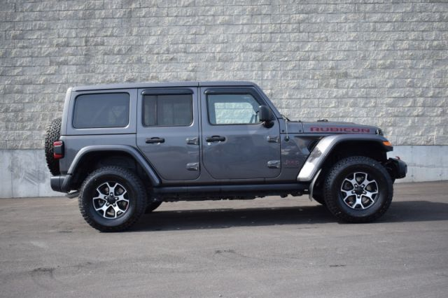 2019 Jeep Wrangler Unlimited Rubicon  | FRONT & REAR LOCKERS | AUX SWITCHES |