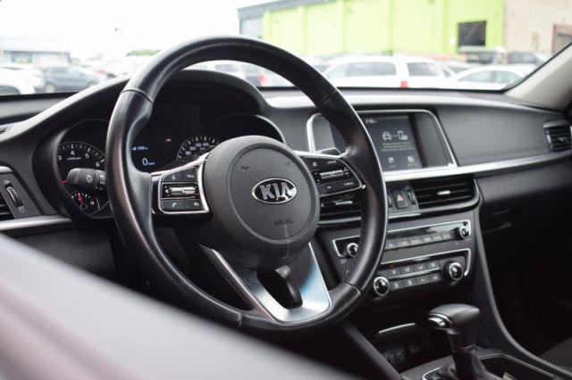2019 Kia Optima LX+ Auto  - Heated Seats -  Apple CarPlay - $128 B/W