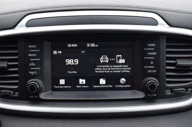 2019 Kia Sorento LX 2.4L AWD    HEATED SEATS  & WHEEL   BACK UP CAM  