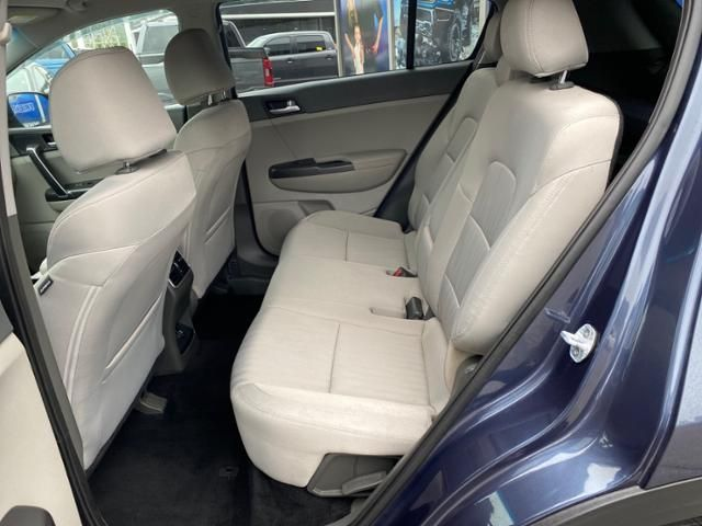 2019 Kia Sportage LX FWD