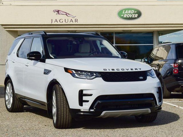Land Rover Kelowna >> Certified Pre Owned 2019 Discovery Details