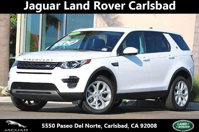 Land Rover Carlsbad >> Certified Pre Owned 2019 Discovery Sport Details
