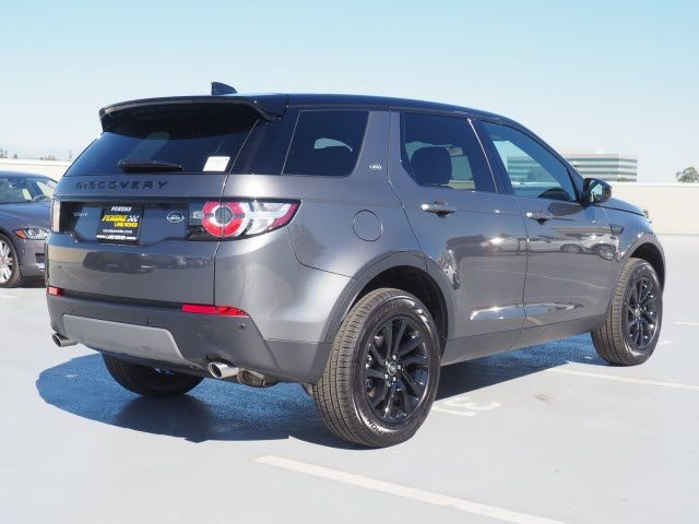 New 2019 Discovery Sport Details