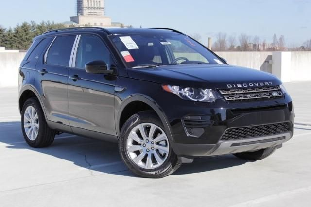 Land Rover Alexandria >> New 2019 Discovery Sport Details