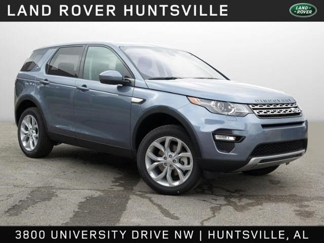 Land Rover Huntsville >> New 2019 Discovery Sport Details