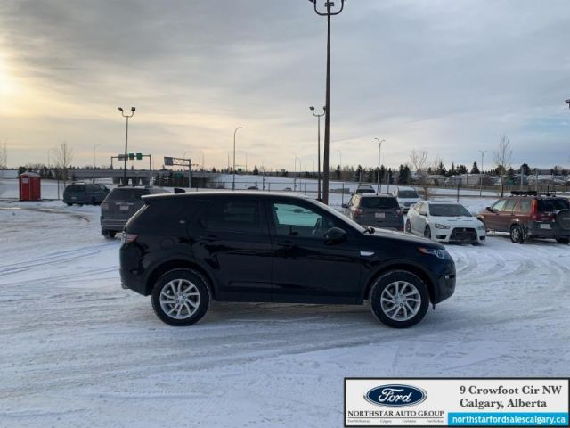 2019 Land Rover Discovery Sport  LEATHER  SUNROOF  AWD  HSE  SPORT 