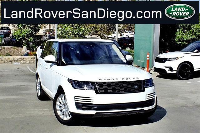 Range Rover San Diego >> New 2019 Range Rover Details