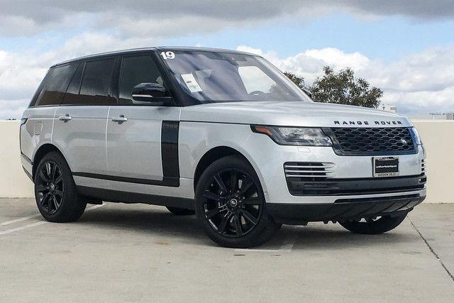 Range Rover Mission Viejo >> New 2019 Range Rover Details
