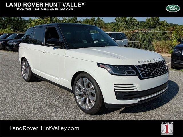 Land Rover Hunt Valley >> New 2019 Range Rover Details