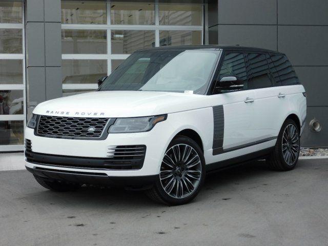 New 2019 Range Rover Details