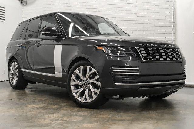 Hornburg Land Rover >> New 2019 Range Rover Details