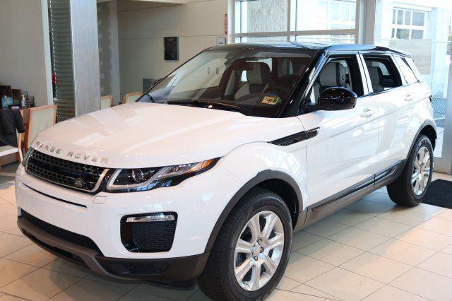 Range Rover Chantilly >> New 2019 Range Rover Evoque Details