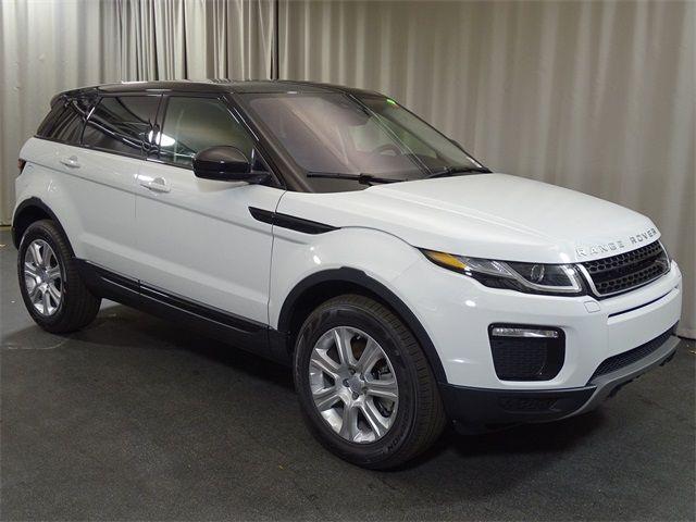 Range Rover Gwinnett >> New 2019 Range Rover Evoque Details