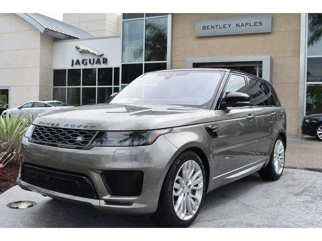 Range Rover Naples >> New 2019 Range Rover Sport Details