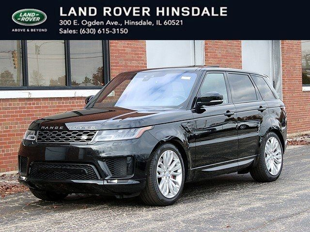 Land Rover Lake Bluff >> New 2019 Range Rover Sport Details
