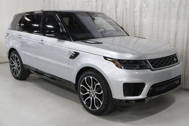 New 2018 Range Rover Evoque Details