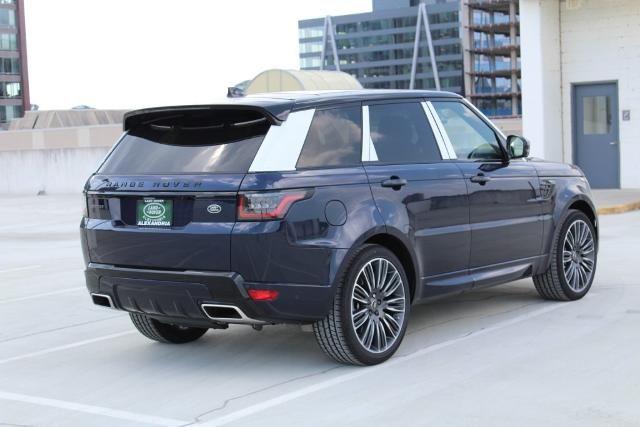 Land Rover Alexandria >> New 2019 Range Rover Sport Details