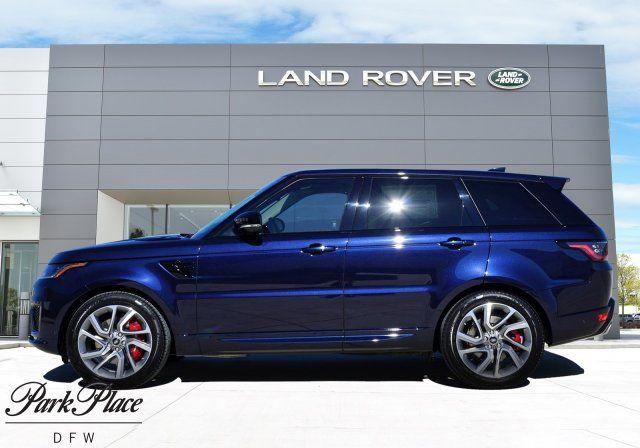 New 2019 Range Rover Sport Details