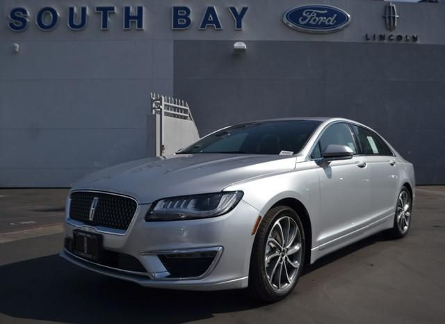 2019 Lincoln MKZ Reserve I FWD Ingot Silver Metallic, 4 Cylinder