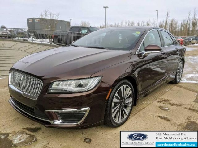 2019 Lincoln MKZ AWD Reserve  |ASK ABOUT NO PAYMENTS FOR 120 DAYS OAC