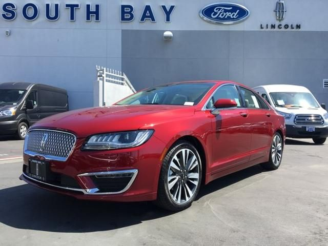 New 2019 Lincoln MKZ HYBRID Hybrid Reserve II FWD For Sale ...