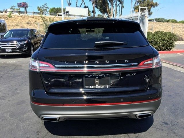 2019 Lincoln Nautilus Standard FWD