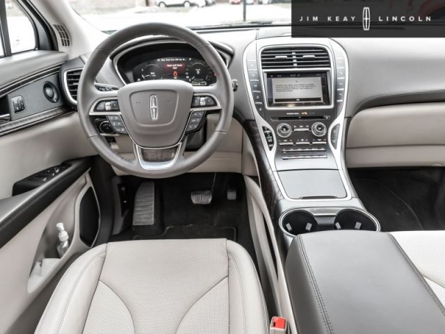 2019 Lincoln Nautilus AWD Reserve  - Leather Seats