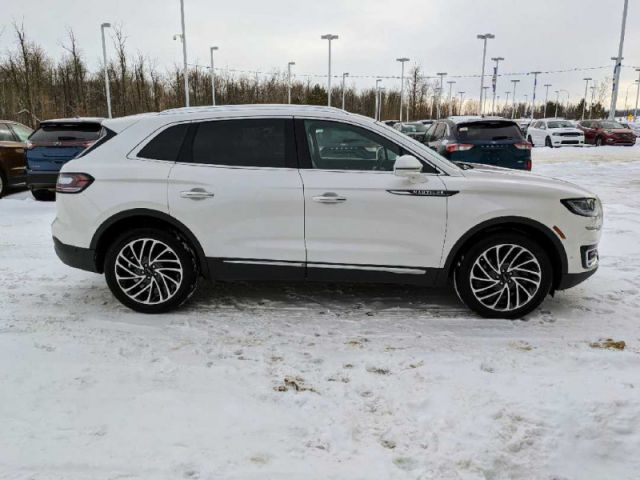 2019 Lincoln Nautilus AWD Reserve  |2 YEARS / 40,000KMS EXTENDED POWERTRAIN WARRANTY I
