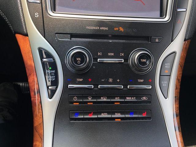 2019 Lincoln Nautilus Reserve AWD