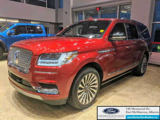 2019 Lincoln Navigator Reserve  |3.5L|Rem Start|Nav|Panoramic Vista Roof