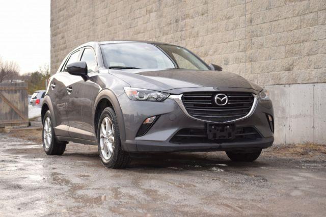 2019 Mazda CX-3 GS AWD    HEATED SEATS & WHEEL  