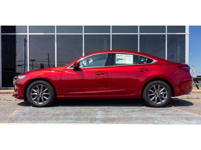 2019 Mazda Mazda6 GS