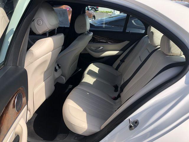 2019 Mercedes-Benz E-Class E 300 4MATIC Sedan
