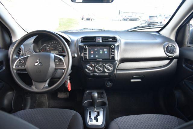 2019 Mitsubishi Mirage ES Manual  APPLE CARPLAY & ANDROID AUTO | CRUISE CONTROL | BACK
