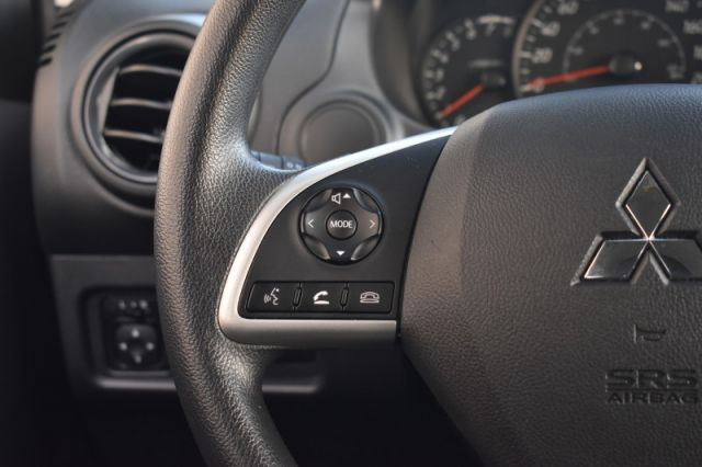 2019 Mitsubishi Mirage ES Manual  | APPLE CARPLAY & ANDROID AUTO