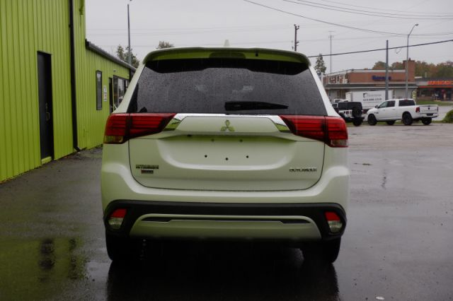 2019 Mitsubishi Outlander GT S  | HEATED SEAT & WHEEL | LEATHER |