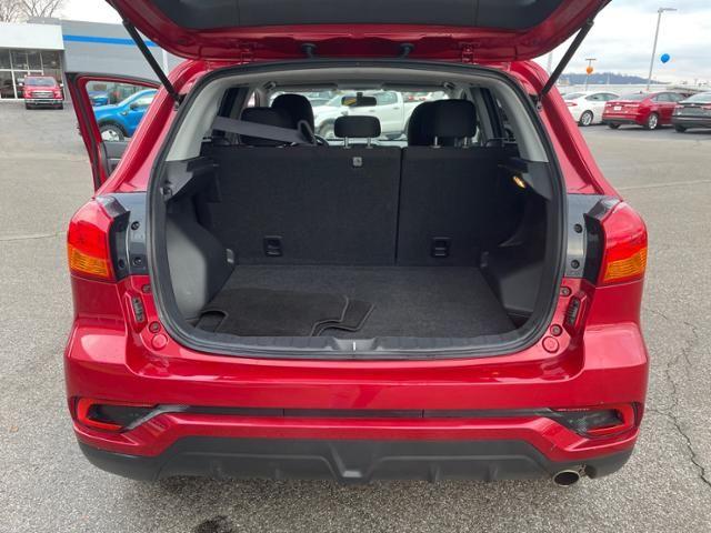 2019 Mitsubishi Outlander Sport SE 2.0 CVT