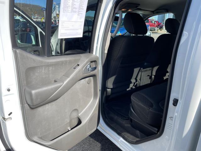 2019 Nissan Frontier Crew Cab 4x4 PRO-4X Auto