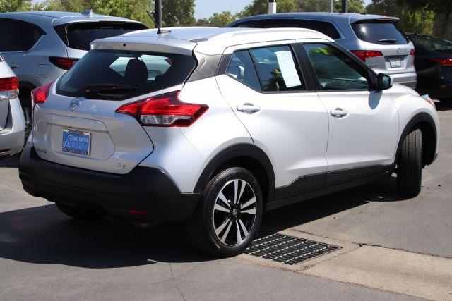 2019 Nissan KICKS Sport Utility SV