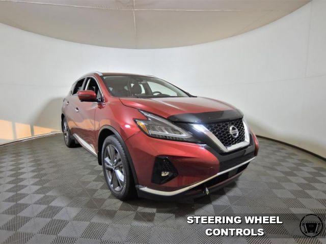 2019 Nissan Murano Platinum AWD