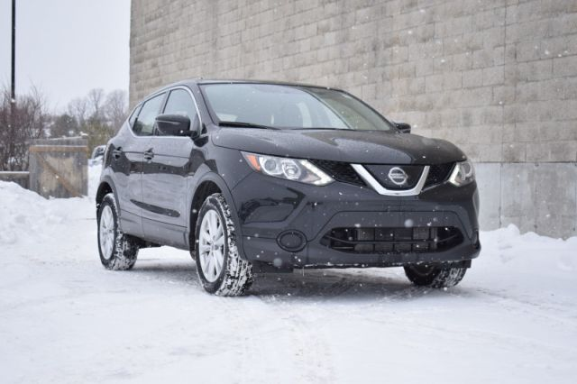 2019 Nissan Qashqai AWD S CVT  | AWD | HEATED SEATS