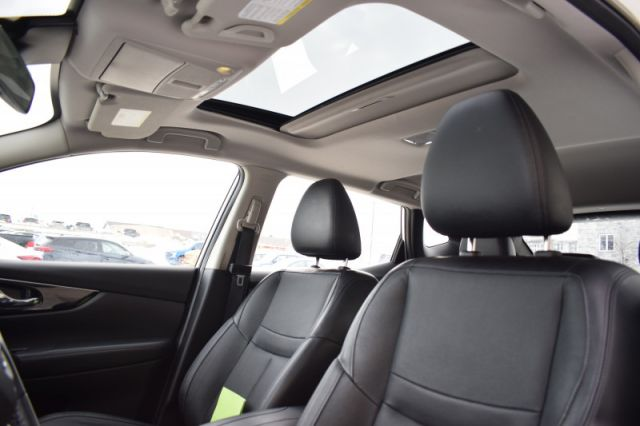 2019 Nissan Qashqai AWD SL CVT  | AWD | HEATED SEATS & WHEEL