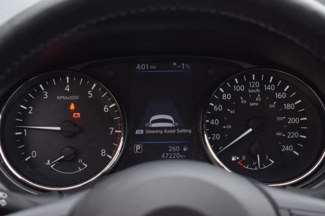 2019 Nissan Qashqai AWD SL CVT    AWD   LEATHER
